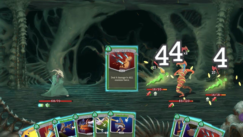 online board games - slay the spire online