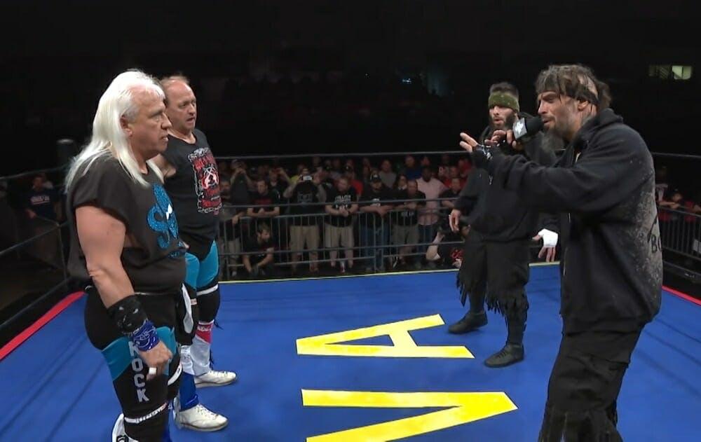 Rock N Roll Express vs Briscoes ROH