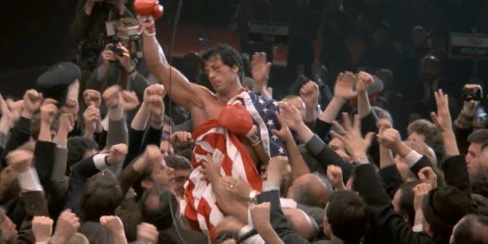 Rocky movies ranked