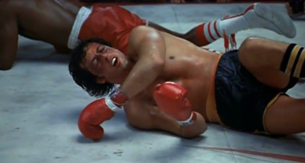 Rocky movies ranked Rocky II