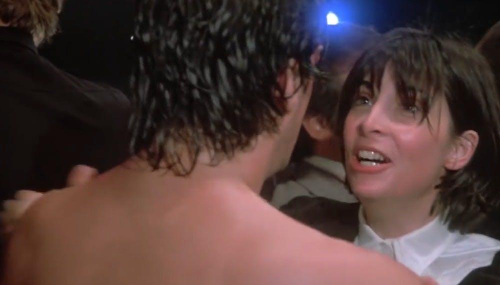 Rocky movies ranked Adrian