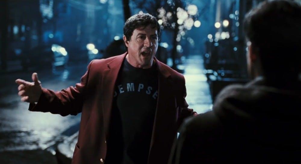 Rocky movies ranked Rocky Balboa