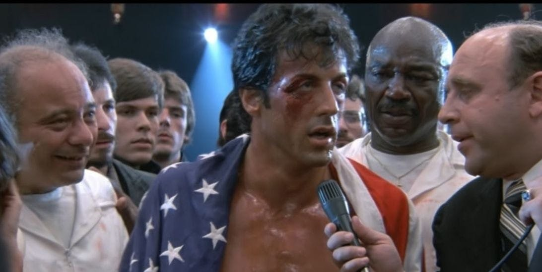 Rocky movies ranked Russia Drago