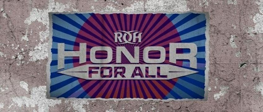 ROH Honor for All Fite TV