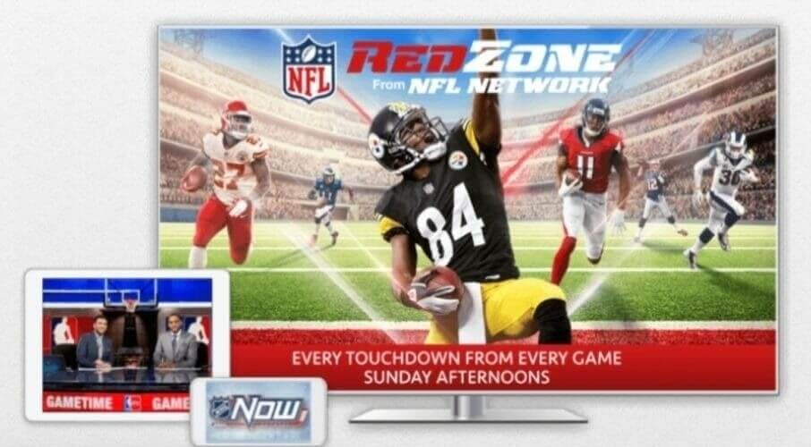 sling TV NFL Red Zone