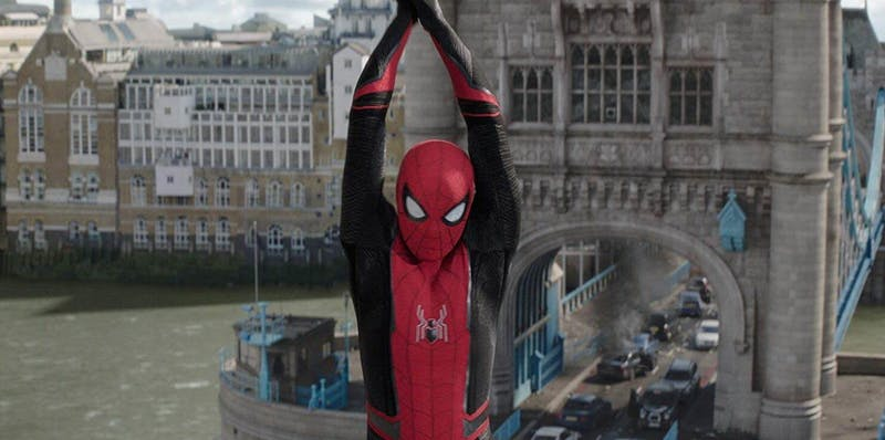 spider-man mcu sony