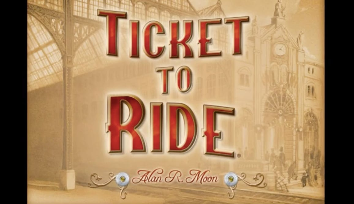 ticket to ride board game online