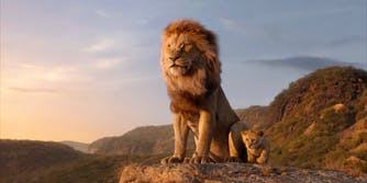 the lion king box office