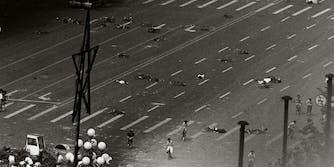tiananmen square 1989 massacre aftermath
