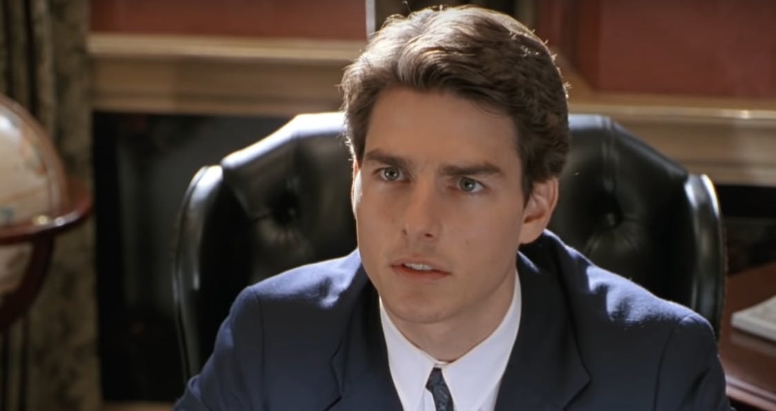 tom cruise movies the firm