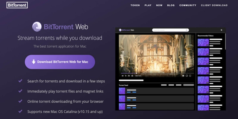 torrent downloader bittorrent