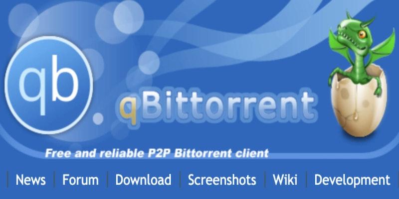 torrent downloader qbittorrent