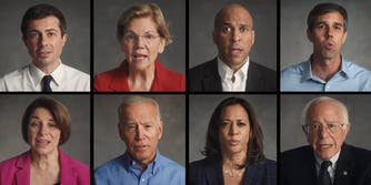 2020 Democrats Gun Reform PSA Giffords