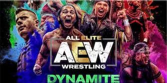 AEW wrestling TNT