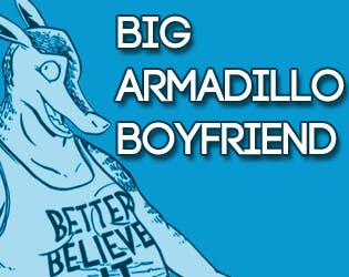 Best Gay Twine Game Adults Big Armadillo Boyfriend