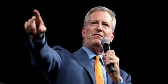 Bill de Blasio drops out 2020 race