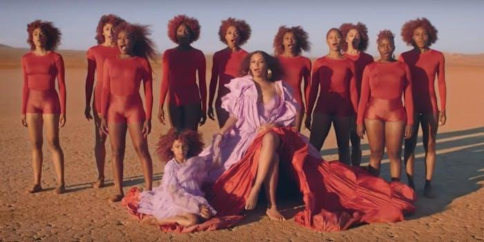 Blue Ivy Carter Beyonce