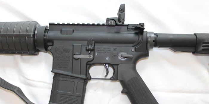 Colt AR15 Halt Production