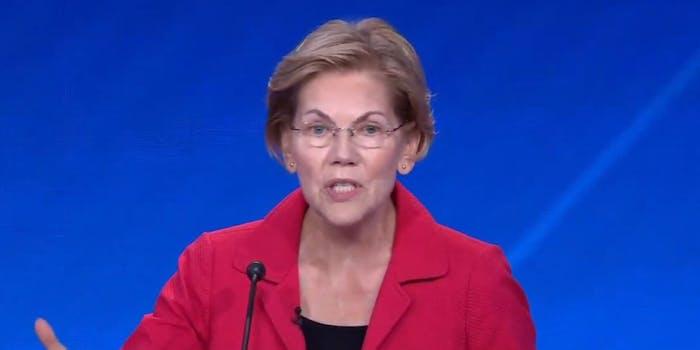 Elizabeth Warren Third Debate