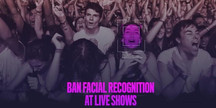 Facial Recogntion Music Festivals Scorecard