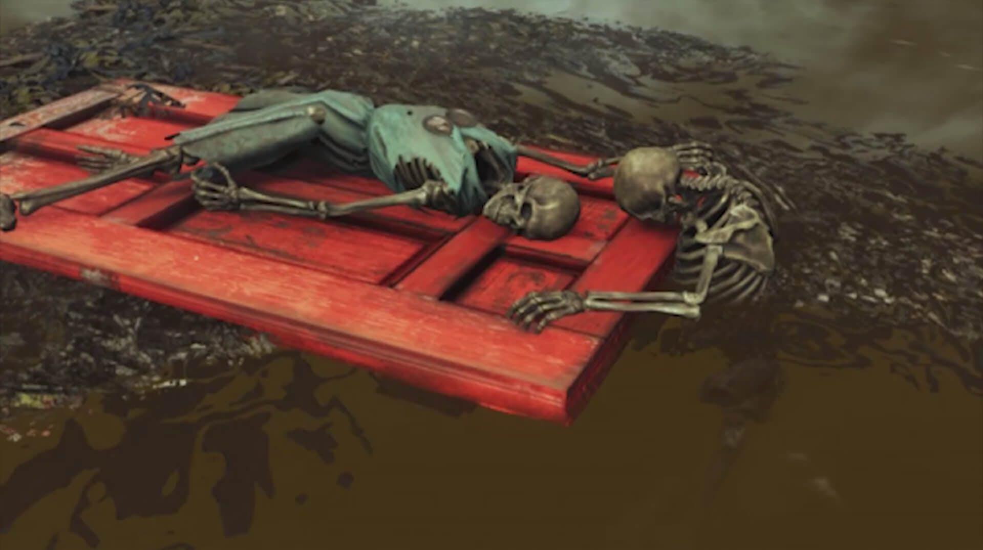 Fallout 4 secrets - Titanic