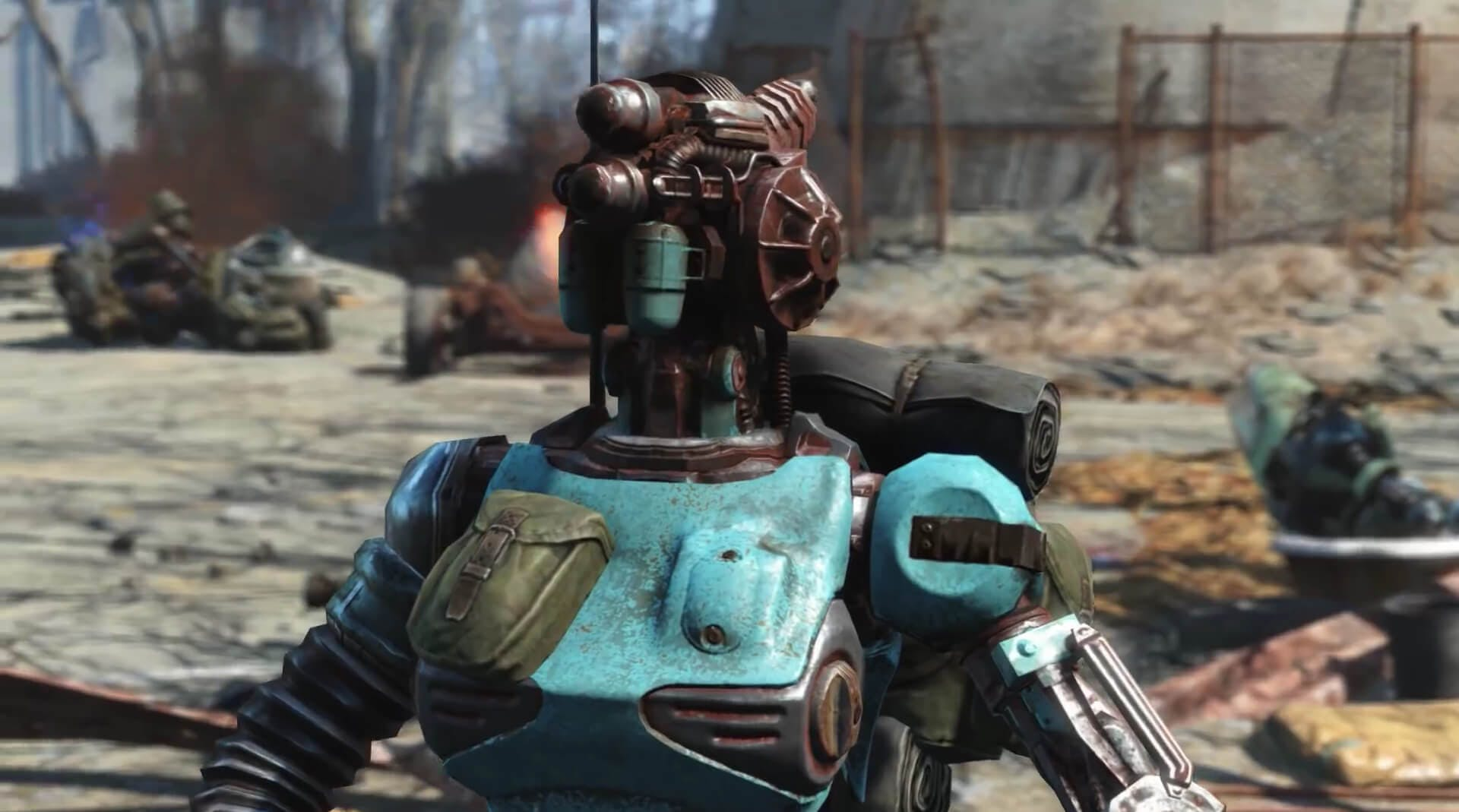 Fallout 4 - Ada