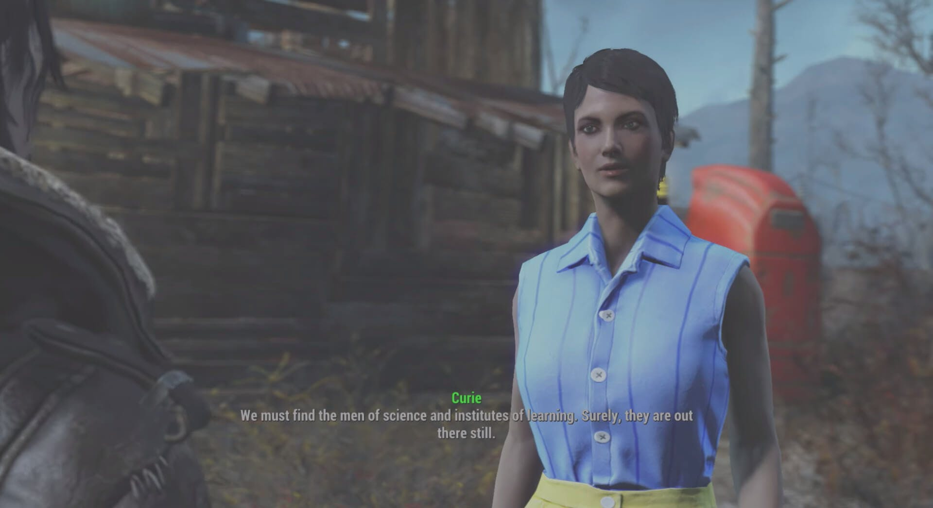 Curie - Fallout 4