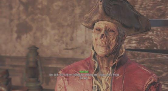 Fallout 4 - Hancock