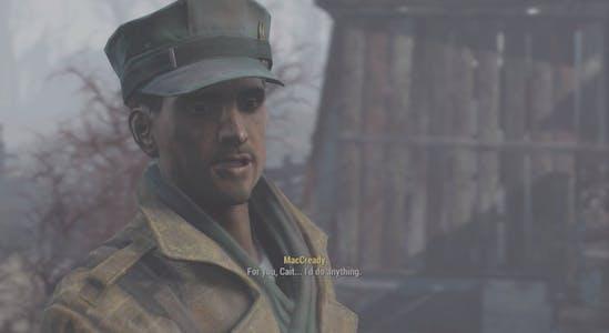 Fallout 4 - MacCready