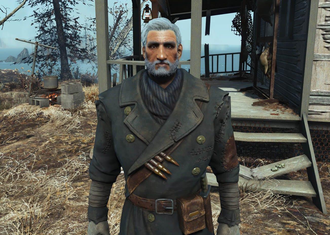 Fallout 4 - Old Longfellow