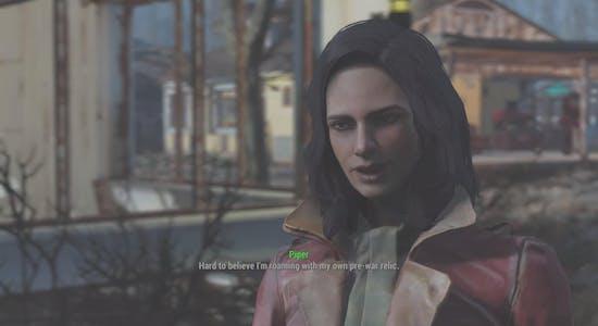 Fallout 4 - Piper