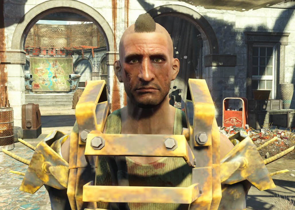 Fallout 4 - Porter Gage