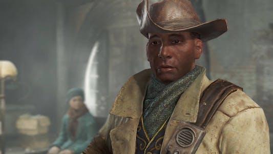 Fallout 4 - Preston Garvey
