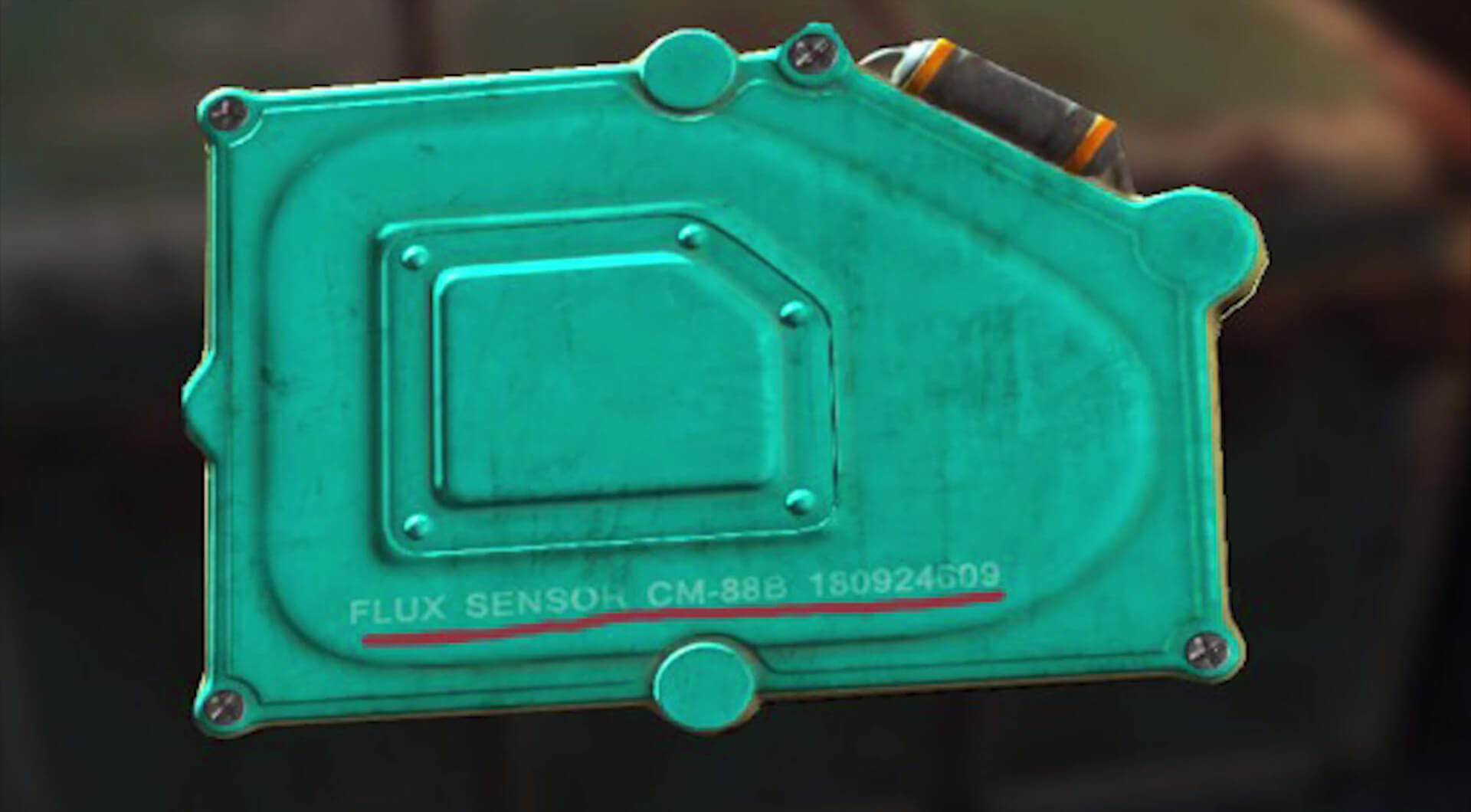 Fallout 4 secrets - Nostromo