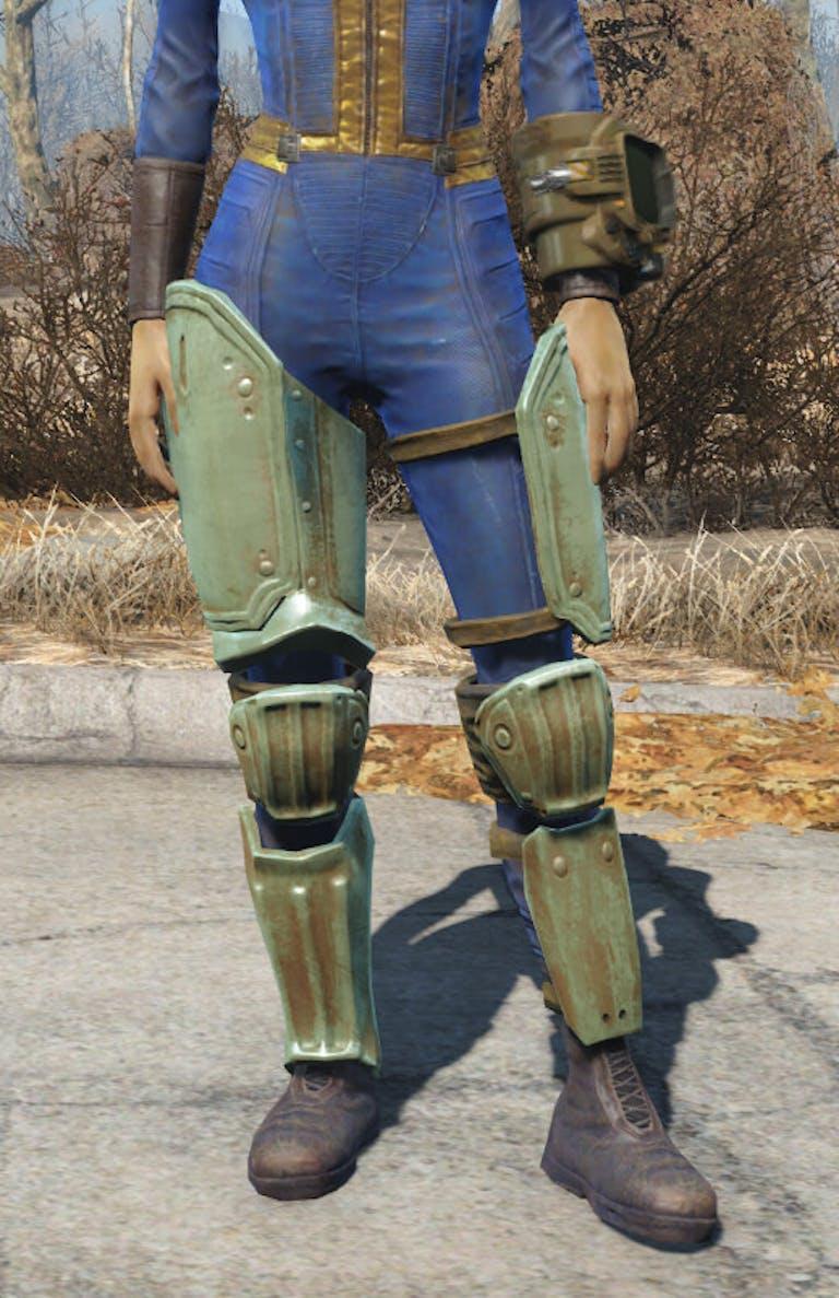 Freefall legs - Fallout 4 secrets