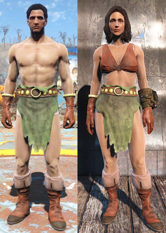 Grognak armor - Fallout 4 secrets