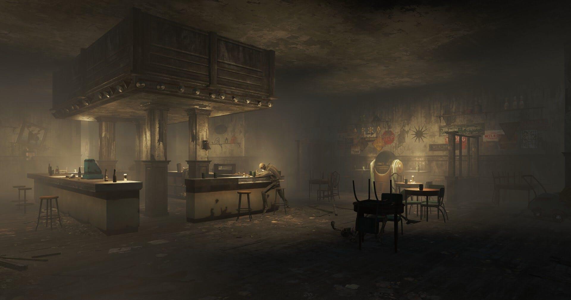 Prost Bar - Fallout 4 secrets