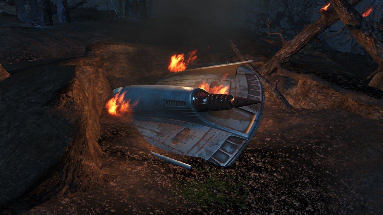 UFO - Fallout 4 secrets