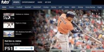 FuboTV Fubo Sports network