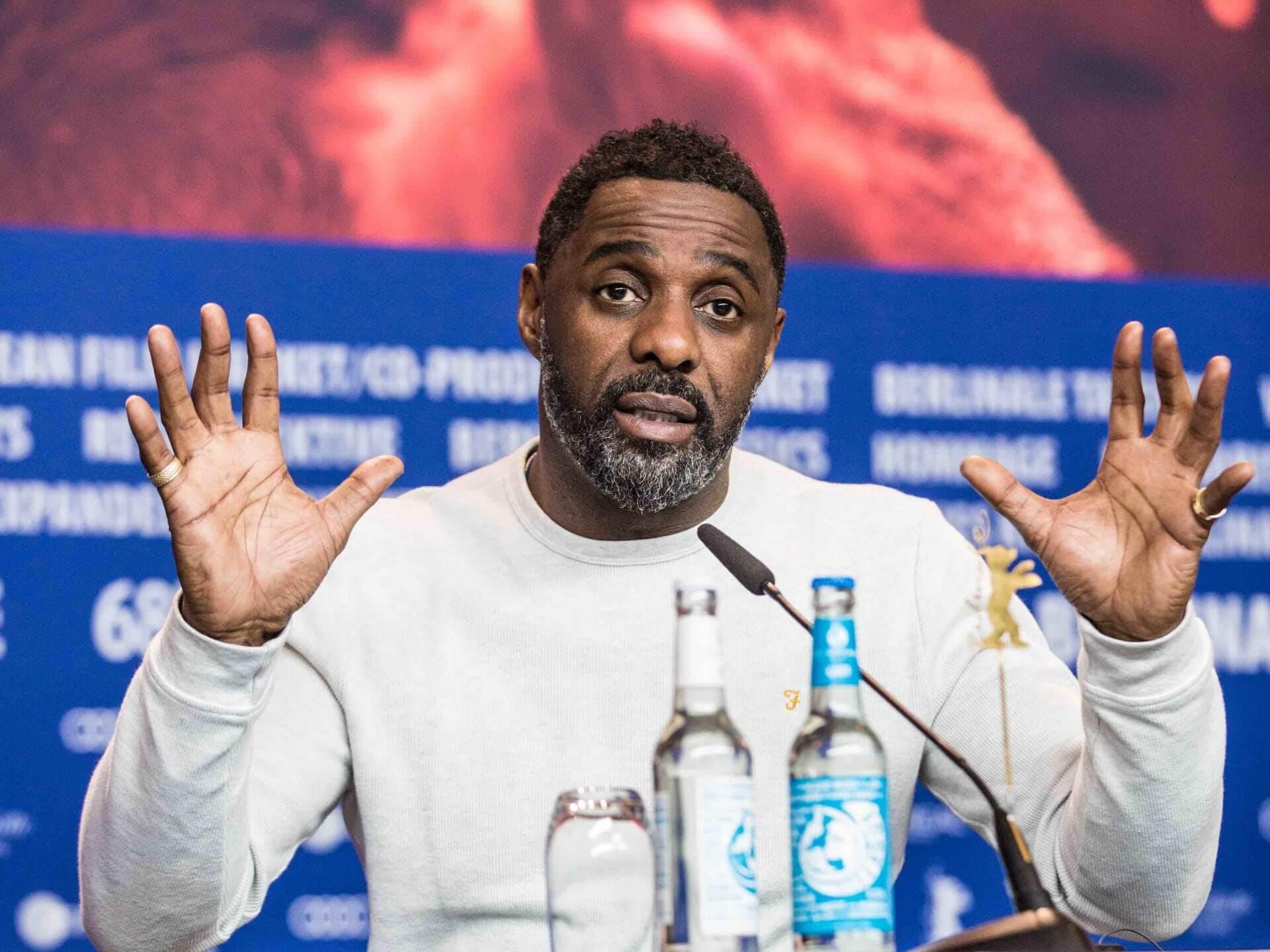 Idris Elba quibi