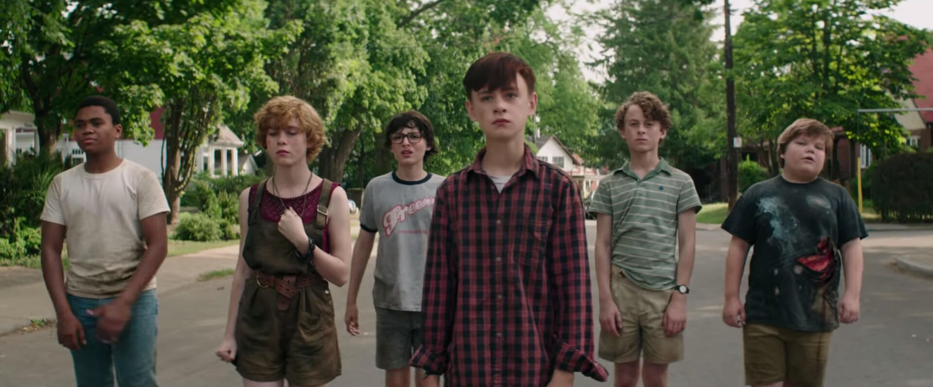 Losers Club it chapter one