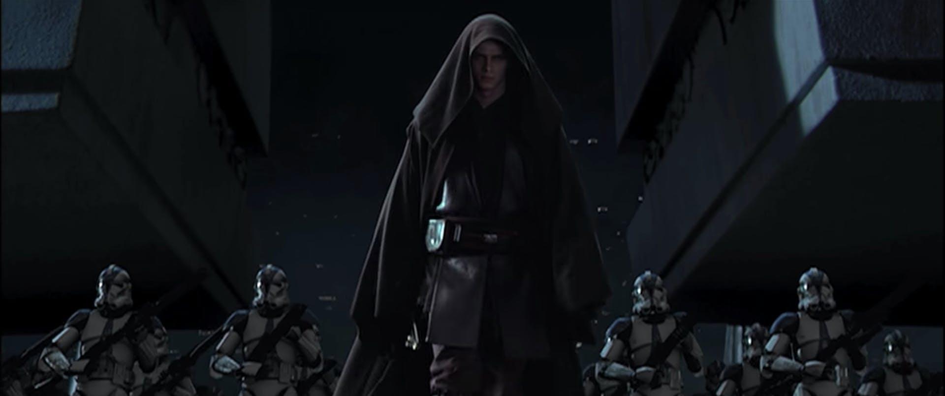 Anakin and Clone Army