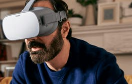 oculus go headset 3d movies