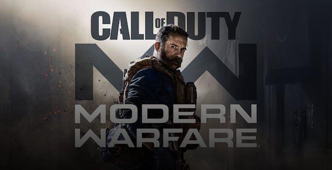 call of duty modern warfare release date 2019