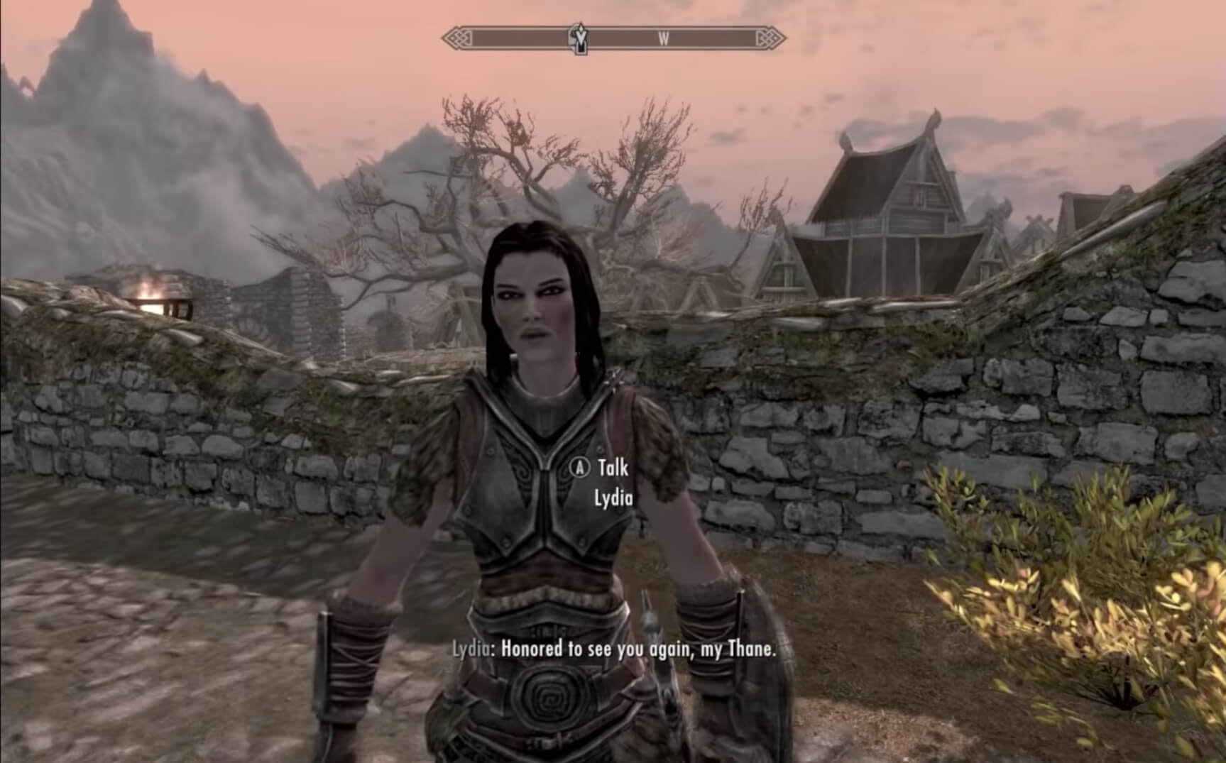 skyrim followers Lydia