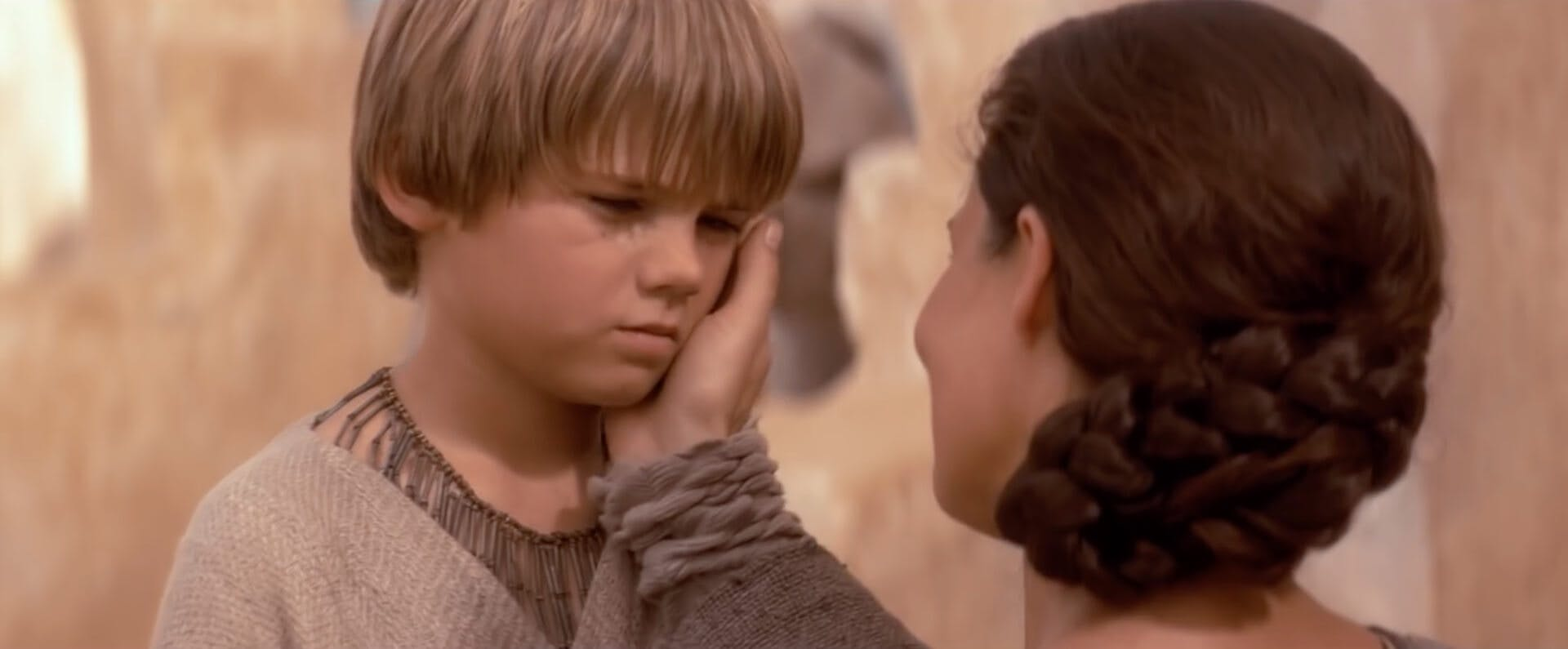 Phantom Menace - Anakin Skywalker star wars movies
