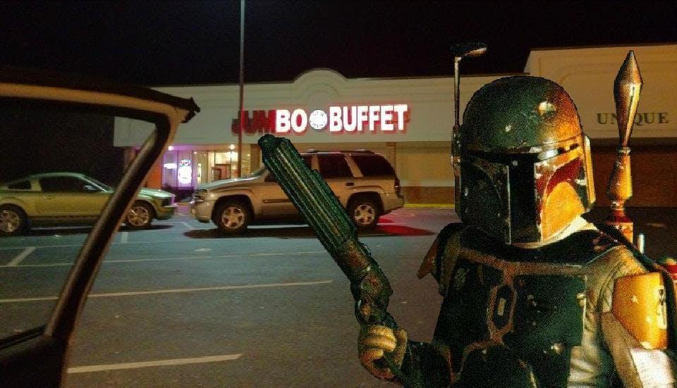 funny Star Wars memes - Boba Fett