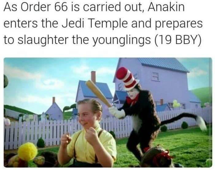 funny Star Wars memes - younglings