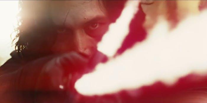 Star Wars movies ranking Kylo Ren