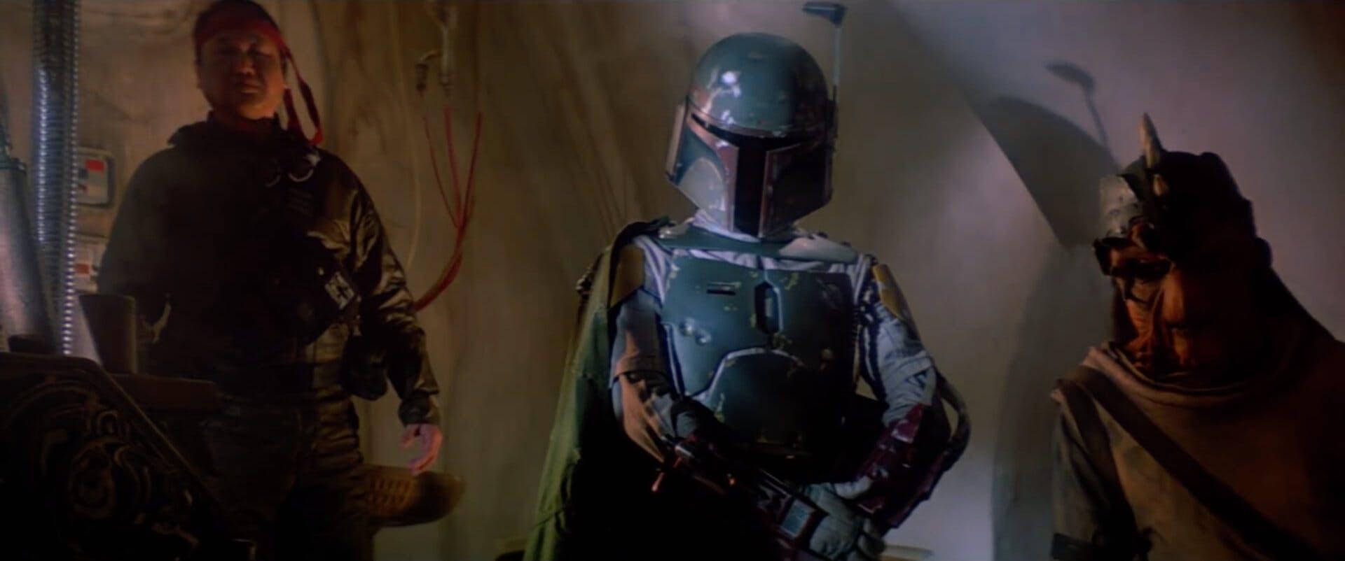 Return of the Jedi - Boba Fett star wars movies